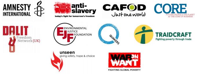 TISC Coalition logos