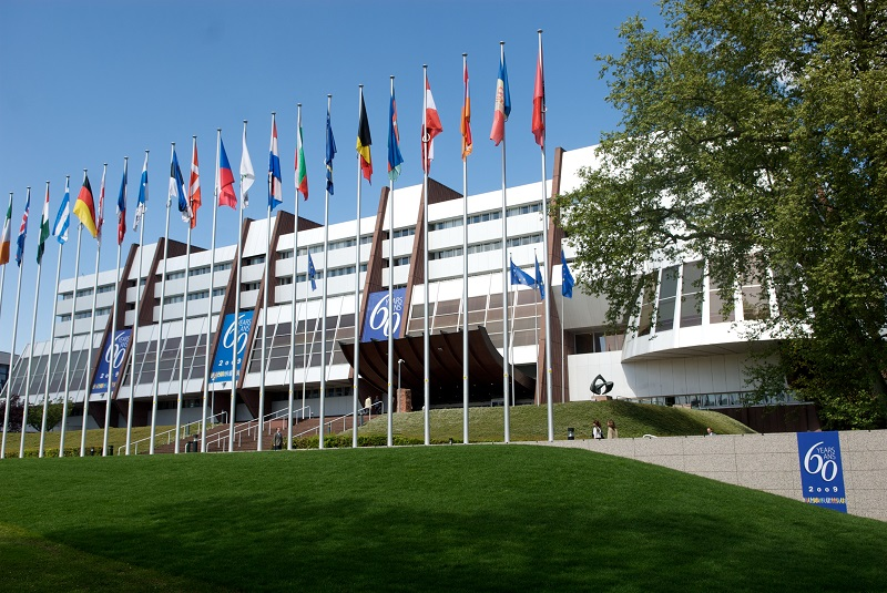 Welcomed adoption of new Council of Europe Recommendation on Human Rights and Business