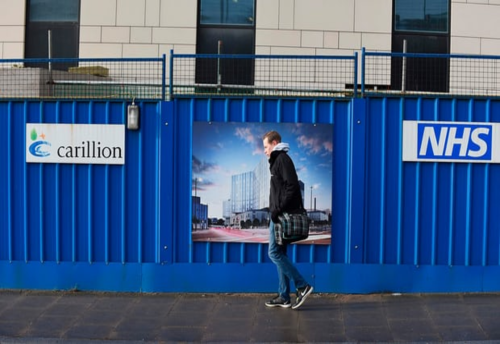 22 January 2018: Carillion Collapse Shows Need for Company Reform, The Guardian