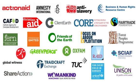 25 CSOs call for a law to make companies prevent human rights & environmental abuses