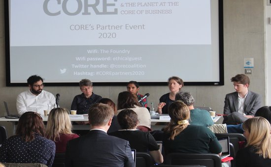 CORE's annual partner meeting 2020