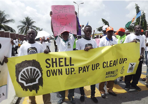 How Shell's polluting business model in Nigeria may have to change