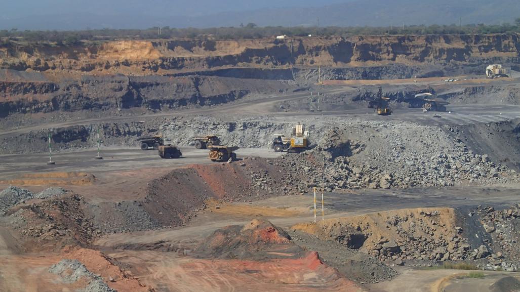 El Cerrejon coal mine (Contreras)